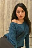 Attractive Latino woman Stock Photos