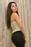 Attractive Latino woman Royalty Free Stock Image