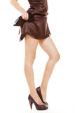 Attractive legs Royalty Free Stock Photo