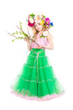 Attractive little girl Royalty Free Stock Image