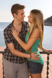 Attractive man and woman Royalty Free Stock Photos