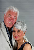 Attractive mature couple Stock Image