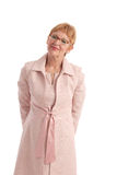 Attractive mature woman Stock Photo