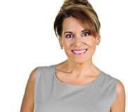 Attractive Mature Woman Royalty Free Stock Photography