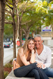 Attractive Middle Age Couple Stock Image