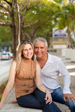 Attractive Middle Age Couple Royalty Free Stock Photos