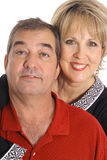 Attractive middle aged couple Stock Image