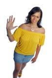 Attractive model stock photos