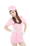 Attractive nurse Stock Photography