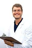 Attractive Scientist Student Stock Image