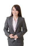 Attractive smiling business woman Stock Photography