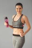 Attractive sports woman Stock Photo