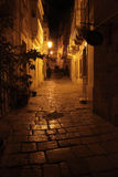 Attractive streets of Malta Royalty Free Stock Photo