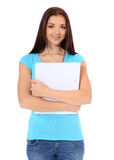 Attractive student Royalty Free Stock Photos
