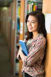 Attractive student Stock Image