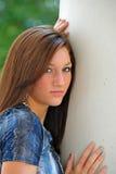 Attractive teenage girl Royalty Free Stock Photo