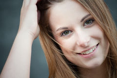 Attractive teenage girl Royalty Free Stock Images