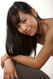 Attractive thirties asian female Stock Photo