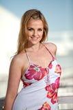 Attractive twenties caucasian woman Stock Photo