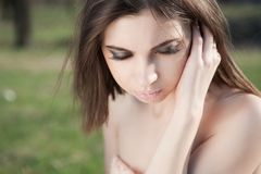 Attractive woman Royalty Free Stock Photos