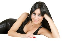 Attractive woman Royalty Free Stock Photography
