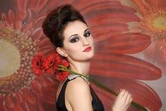 Attractive woman Stock Photo