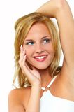Attractive woman royalty free stock image