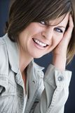 Attractive woman. Stock Photo