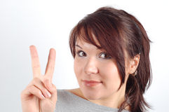 Attractive woman #7 Royalty Free Stock Photography