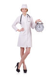 Attractive woman doctor Stock Photo