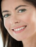 Attractive woman in her forties Stock Images