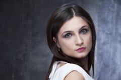 Attractive woman posing Stock Image