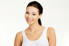 Attractive woman . Royalty Free Stock Image