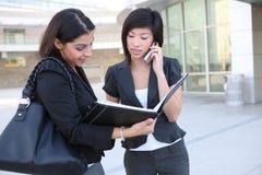 Attractive Women Business Team Stock Image