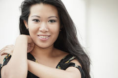 Attractive young Asian Model Stock Photo