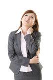 Attractive young business woman Stock Image
