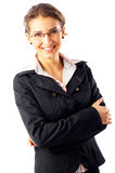 Attractive Young Businesswoman Stock Photos