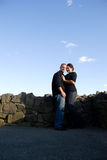 Attractive Young Couple royalty free stock photography