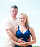 Attractive Young Couple royalty free stock photos