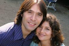 Attractive young couple Stock Photos