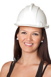 Attractive young engineer Stock Image