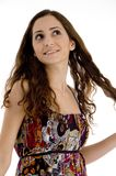 Attractive young female Royalty Free Stock Images