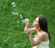 Attractive young girl Royalty Free Stock Photo