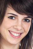 Attractive young girl Stock Image