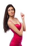 Attractive young hispanic lady Royalty Free Stock Photo