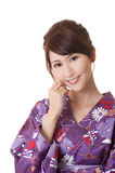 Attractive young Japaneses woman Stock Photo