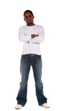 Attractive young man Stock Photography