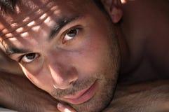 Attractive Young Man Stock Photos