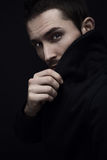 Attractive young man Royalty Free Stock Photography