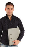 Attractive young student Royalty Free Stock Photography